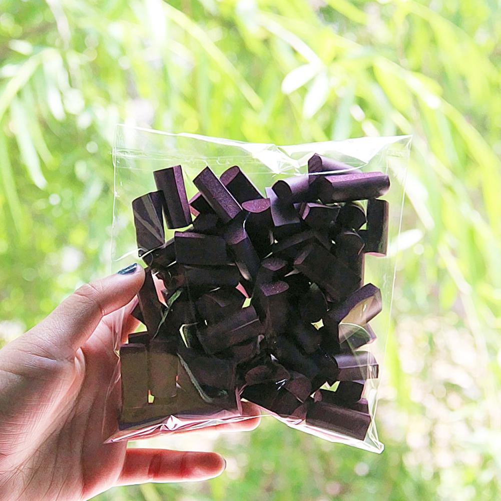 DIY Filler for Magic Plasticine Sponge Stick Filler Foam Ball Toy Accessories Decoration Gift Kids Toy brown