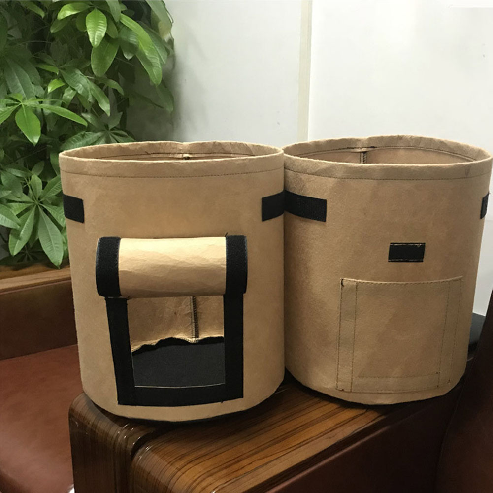 Breathable Vegetable Growth Bag Moisturizing