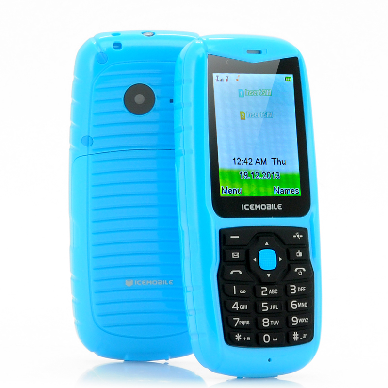 Floating Phone - Icemobile Hydro (BL)
