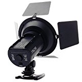 Original YONGNUO YN216 YN-216 LED Video Camera Light with Adjustable 3200K-5500K Color Temperature and 4 Color Plates for Canon Nikon DSLR Cameras