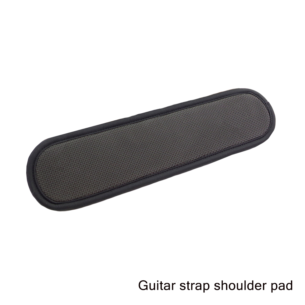 Guitar Strap/Shoulder Pad Protection Comfortable Padded for Guitar Accessories Guitar shoulder pad