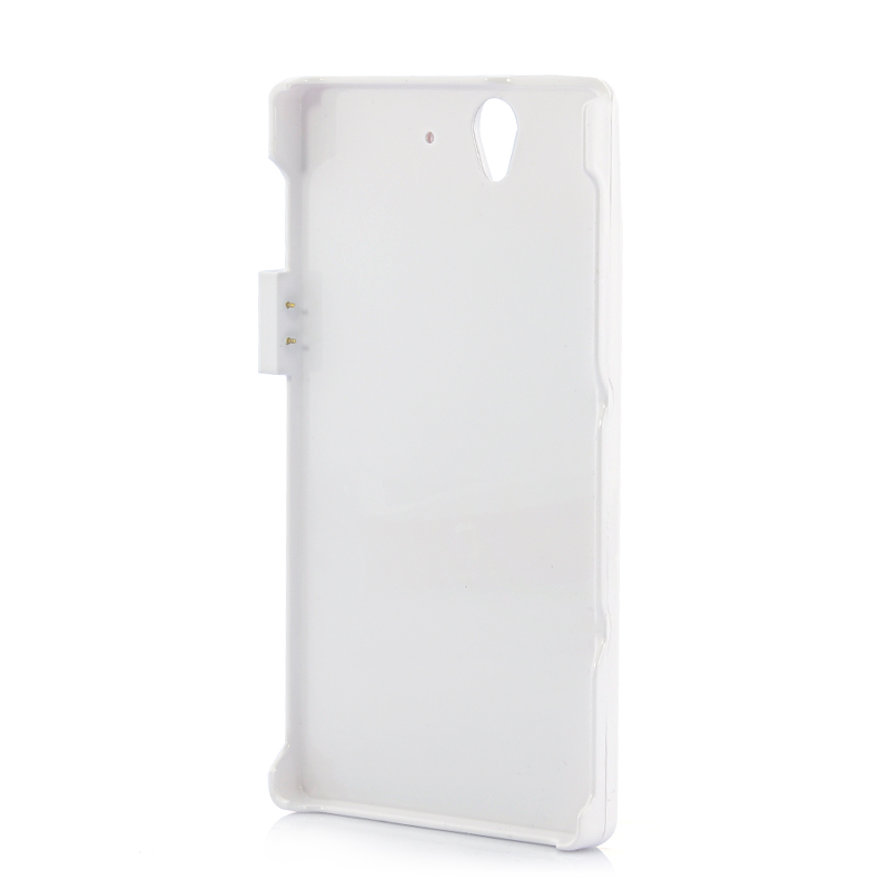 External Battery Case For Sony Experia Z (W)