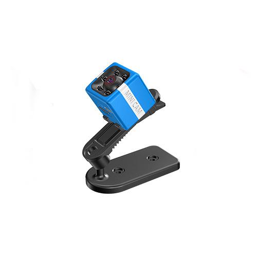 Fx02 Mini Camera Hd 1080p Infrared Night Sight Camcorder Support 32gb Tf Motion Dvr Micro Camera Sport Dv Video Small Camera blue