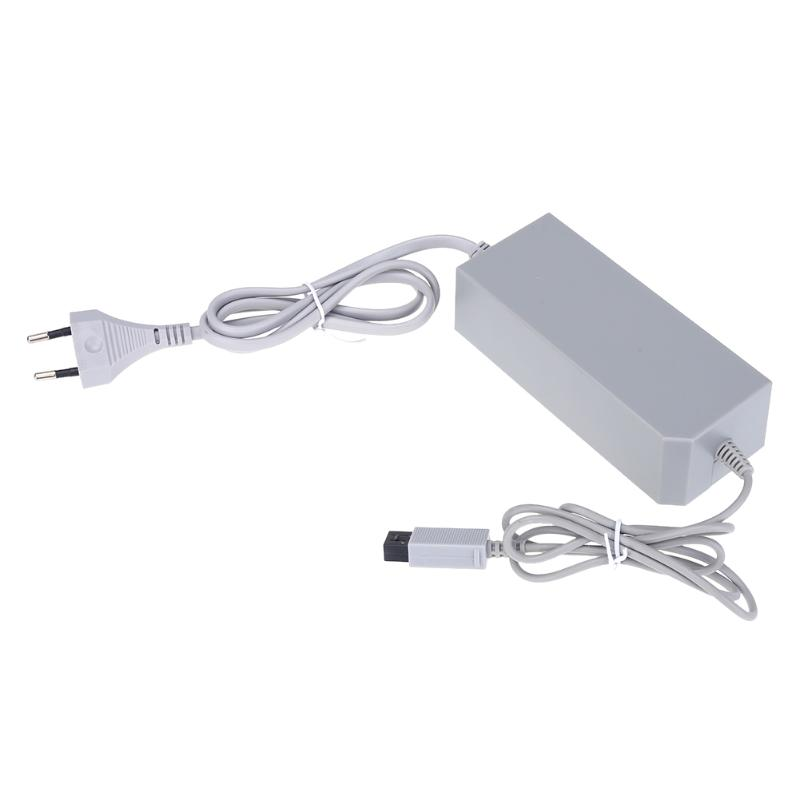 AC 100-240V AC Power Adapter Charger 12V 3.7A Charger for Nintend Wii Game Console Controller EU plug