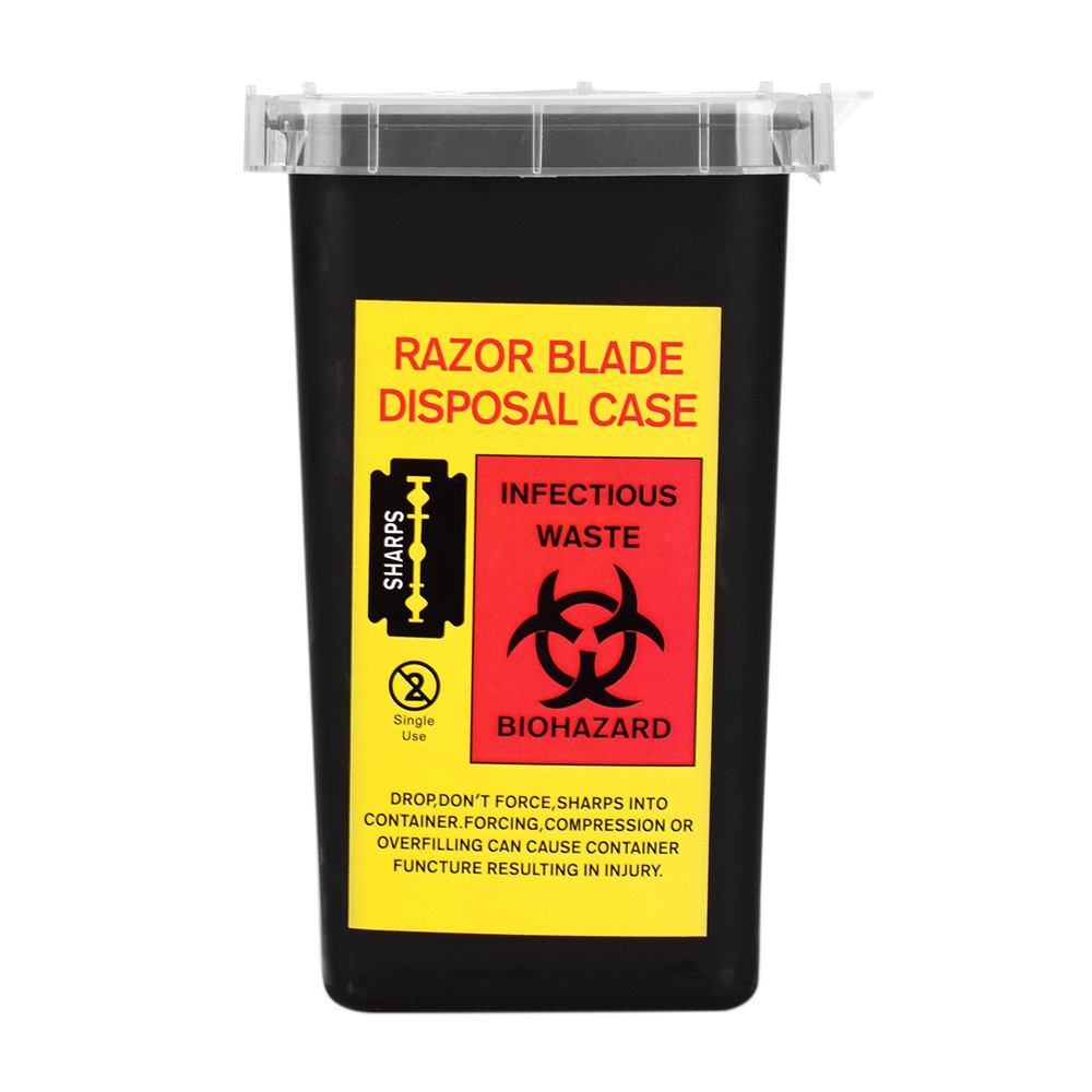 Storage Bucket Disposable Needle High-capacity Collection Bucket 1L