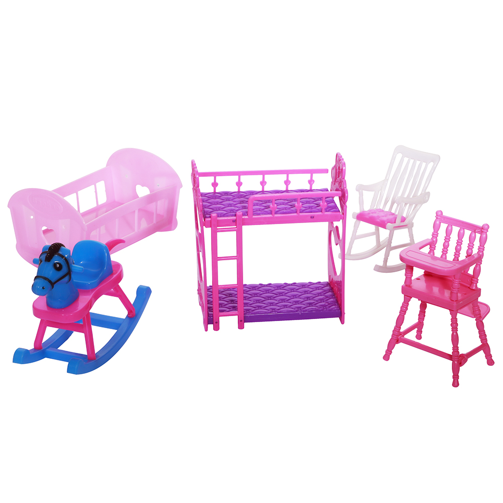 Dolls Play Furniture Set Toys dolls