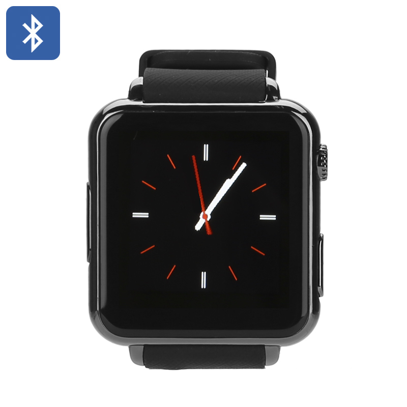 Bluetooth Phone Watch (Black)