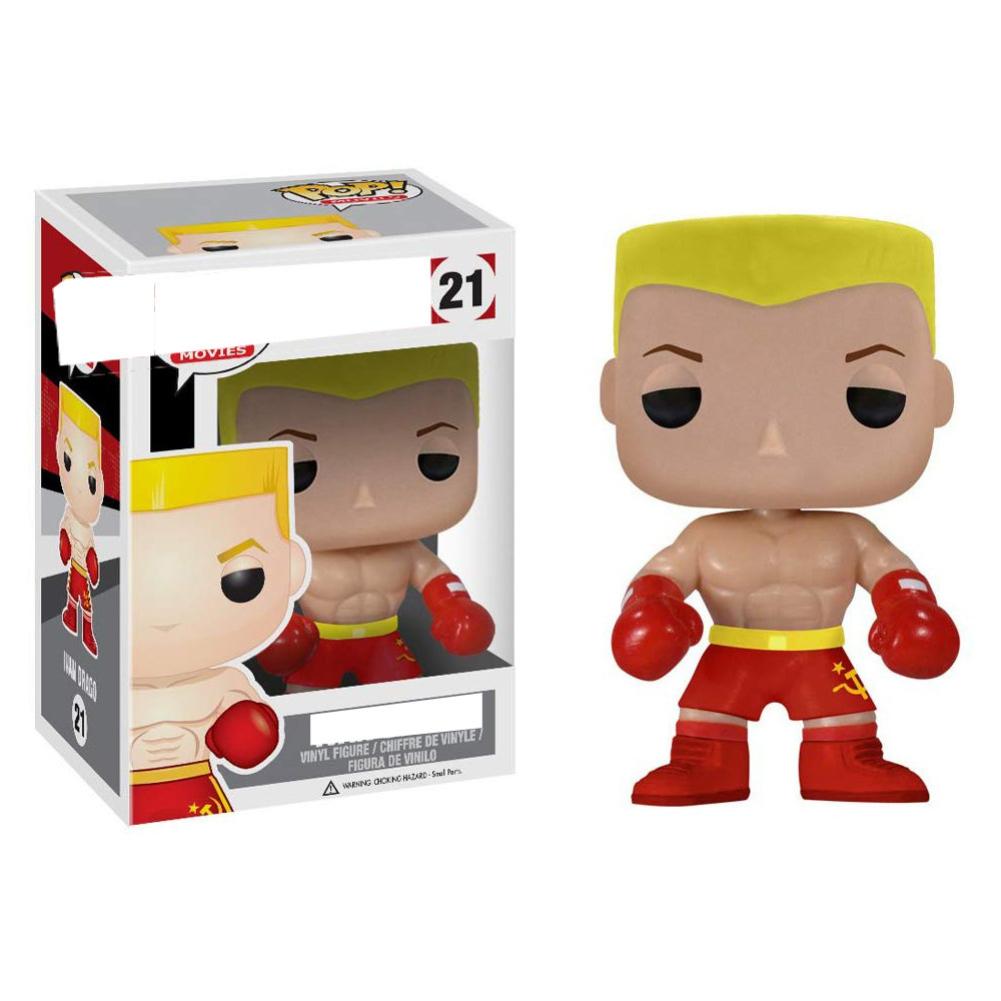Roky boxer Retro Styler Rocky Ivan Drago Character Toy POP 21 # Boxer Ivan