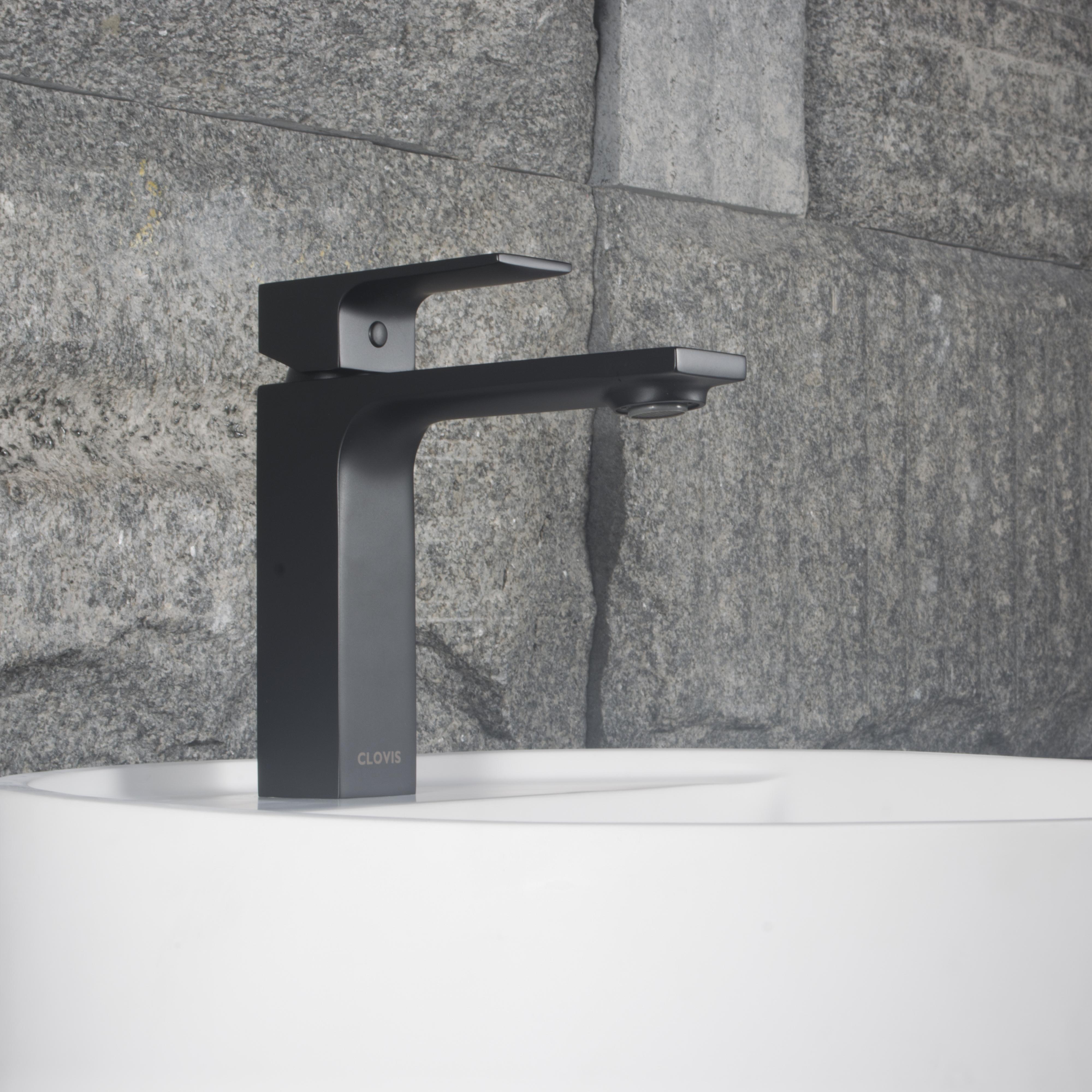 [US Direct] Single handle lavatory faucet with pop up drain, chrome