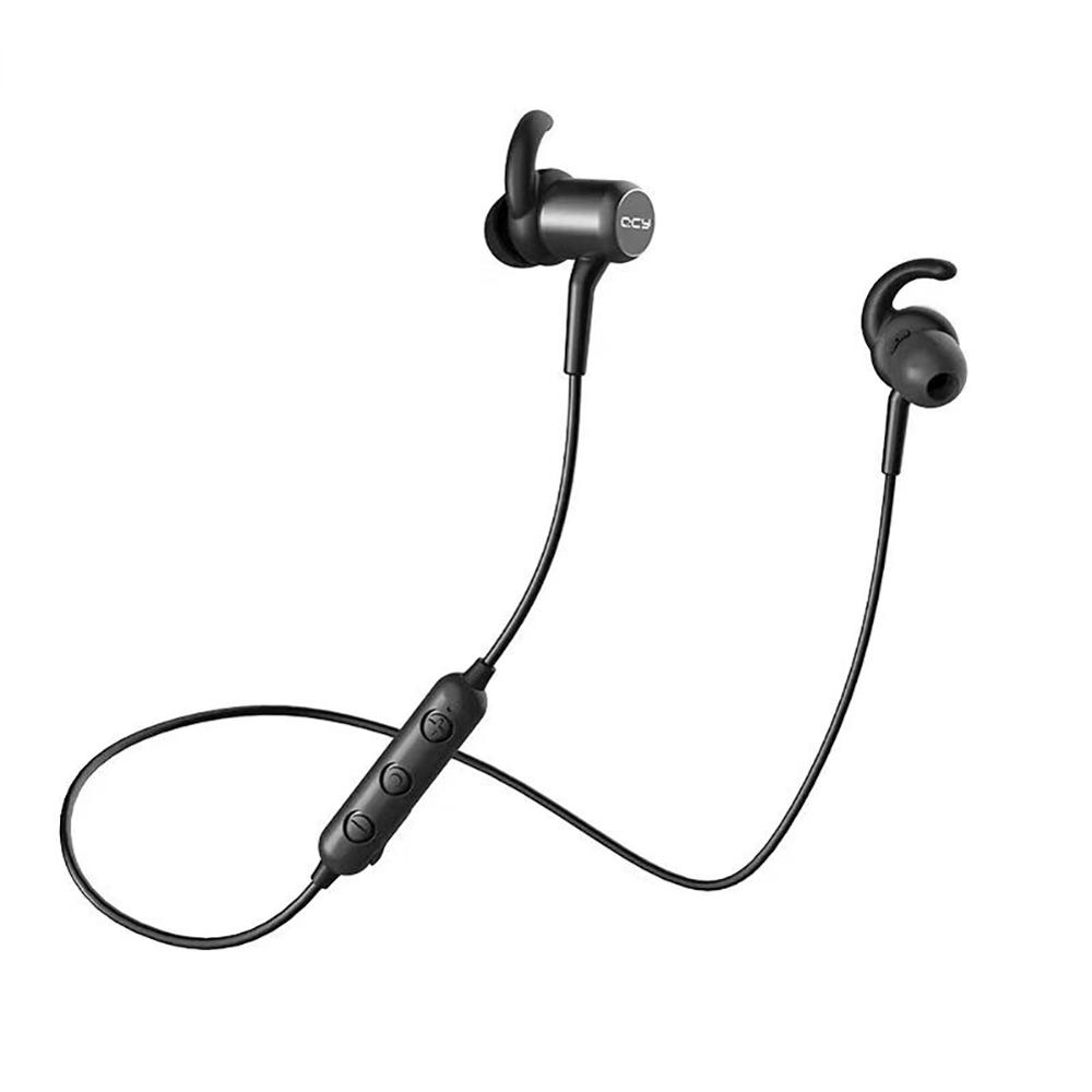 QCY M1C Bluetooth Headphones Black