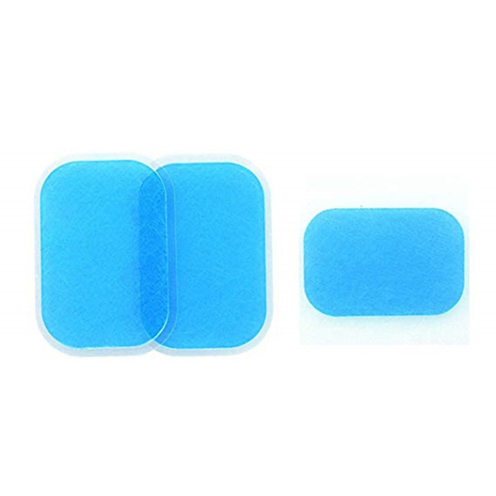 3pcs EMS Hip Trainer Hydrogel Patches Fitness Equipment Hydrogel Patches Massage Gel Paste 3pcs