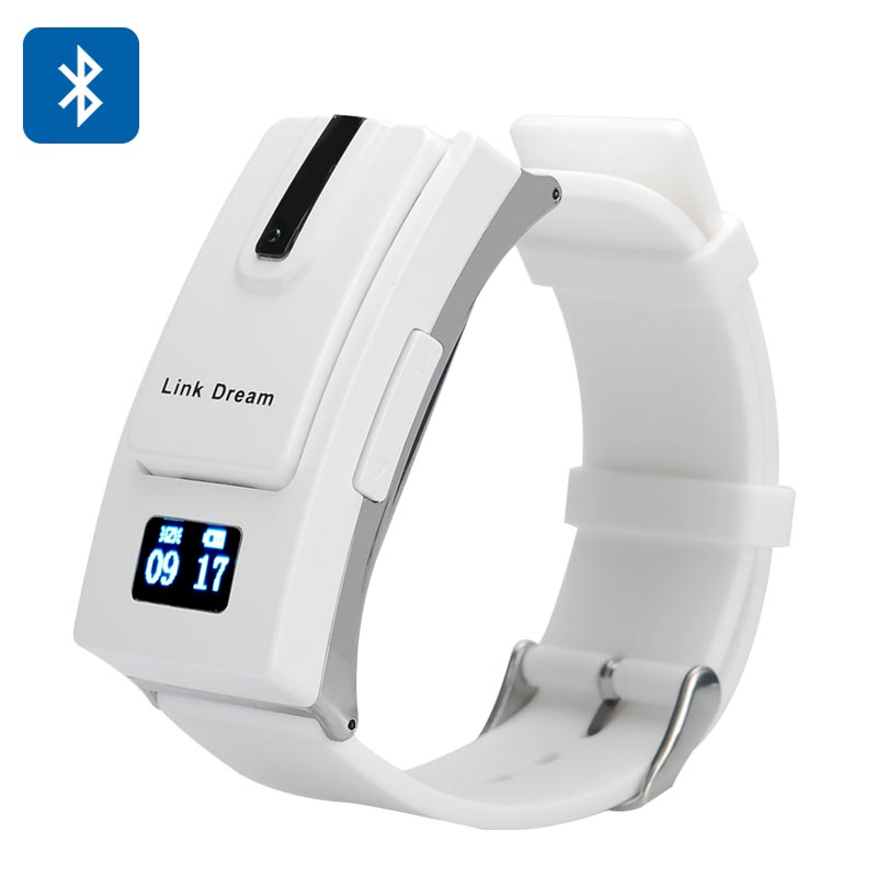 Link Dream Headset + Sports Watch (White)