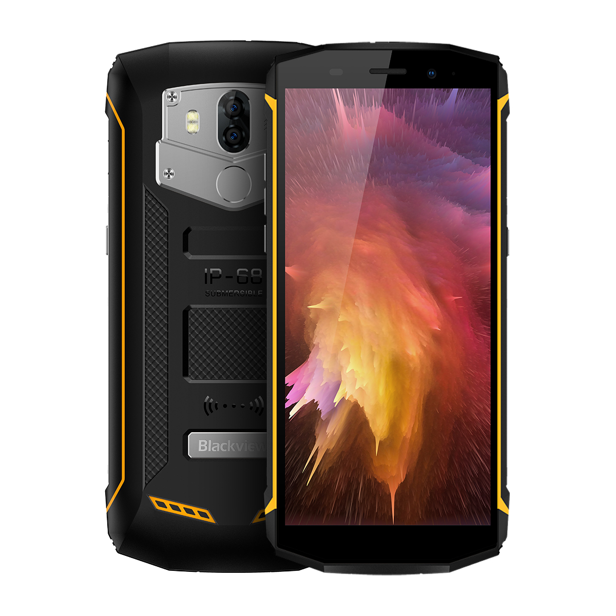 Blackview 5800 4G Phablet (Yellow)