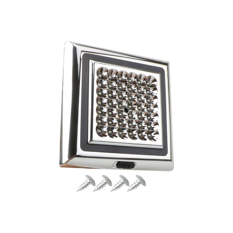 42 LED  DC 12V  Indoor Roof Ceiling Interior Lamp  Dome Light  Car caravan camping electrosilvering