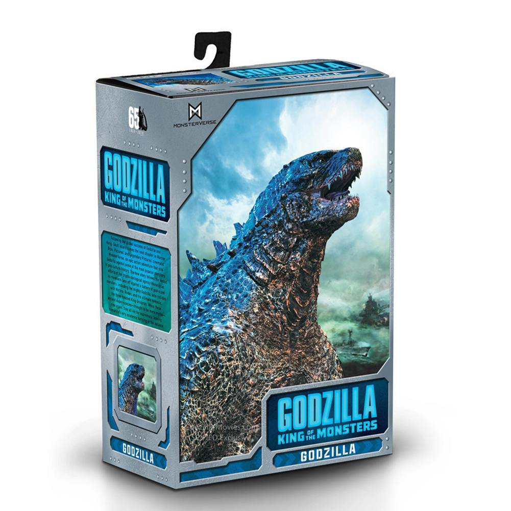 Children Doll Cartoon Animal Model from Movie Godzilla 2019 The King of Monsters Action Figure