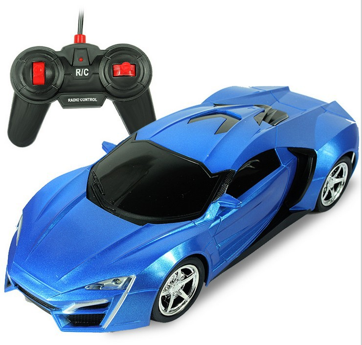 Cool Electric Remote Controlled Racing Sports Car Toy For