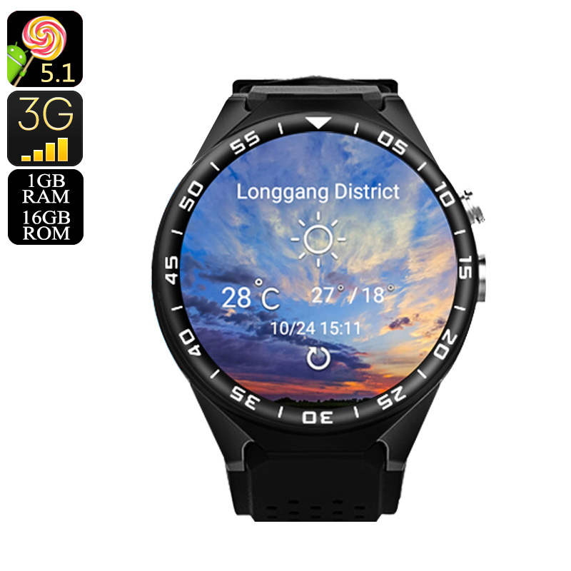 ZGPAX S99C Android Watch(1+16)