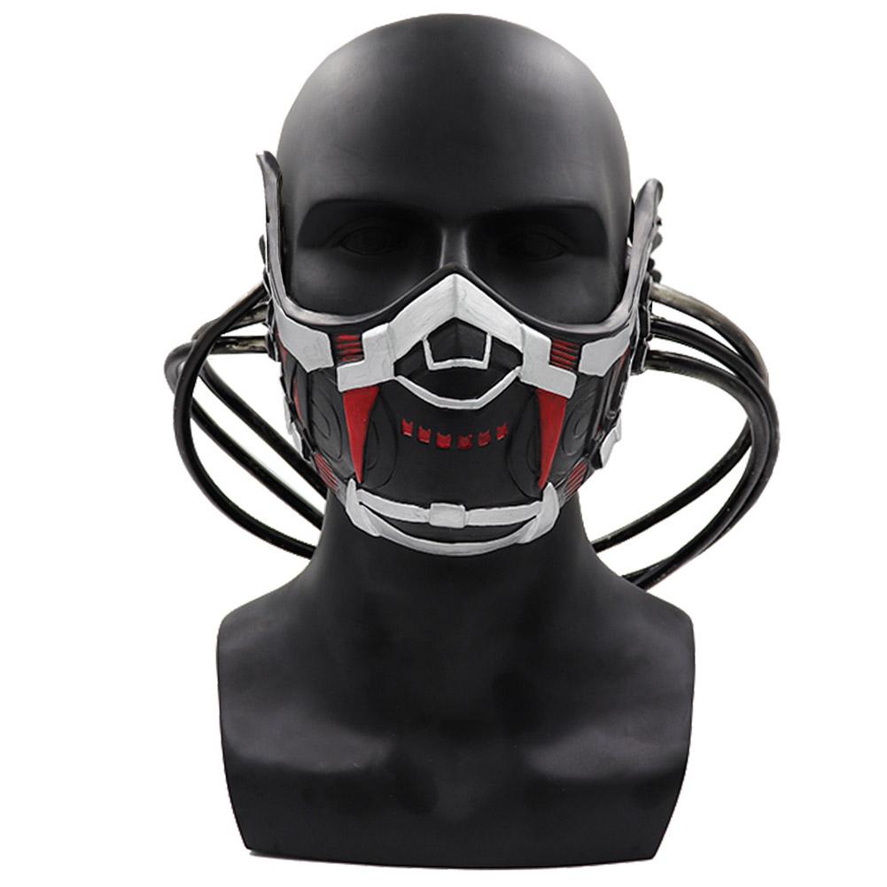 Mia karnatein Prop Helmet Mask for Halloween Party Cosplay Mask Code vein