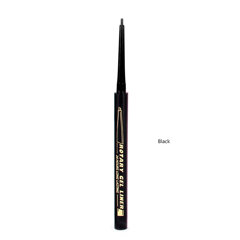 2 in 1 Eye Make Up Eyeliner Pencil Eyebrow Beauty Pen Eye Liner Cosmetics