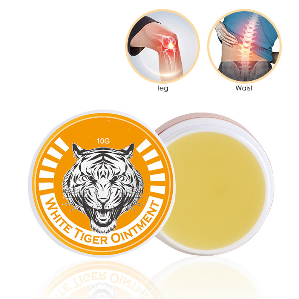Compound  Baihu  Traumatic  Injury  Activating  Ointment Arthritis Meridians Stress Relief Plaster 20g