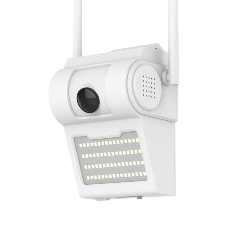 Wall Lamp Camera Home Monitoring Courtyard Camera Phone Remote Outdoor Monitor 4G