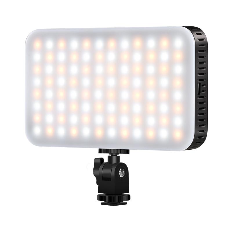 Camera LED Flash Fill Light Video Light Supplement Lamp For Dslr Camera black