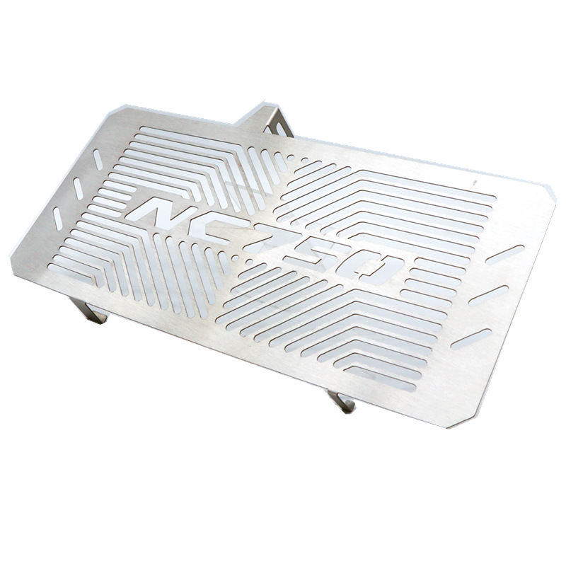 Motorcycle Accessories Motorbike Radiator Guard Protector Grille Grill Cover for HONDA NC750/S/X/N silver