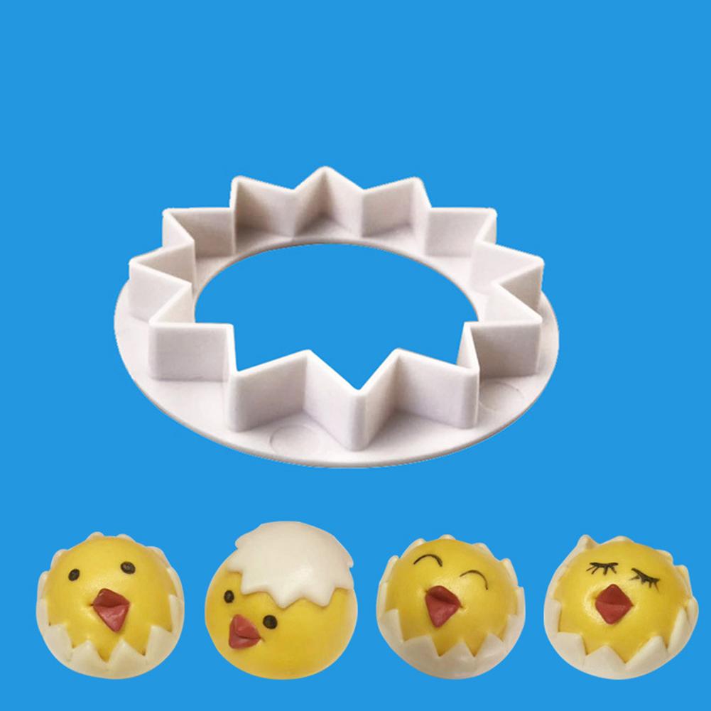 Cute Irregular Shape Egg Puffs Cake Mold Baking Decorating Tool