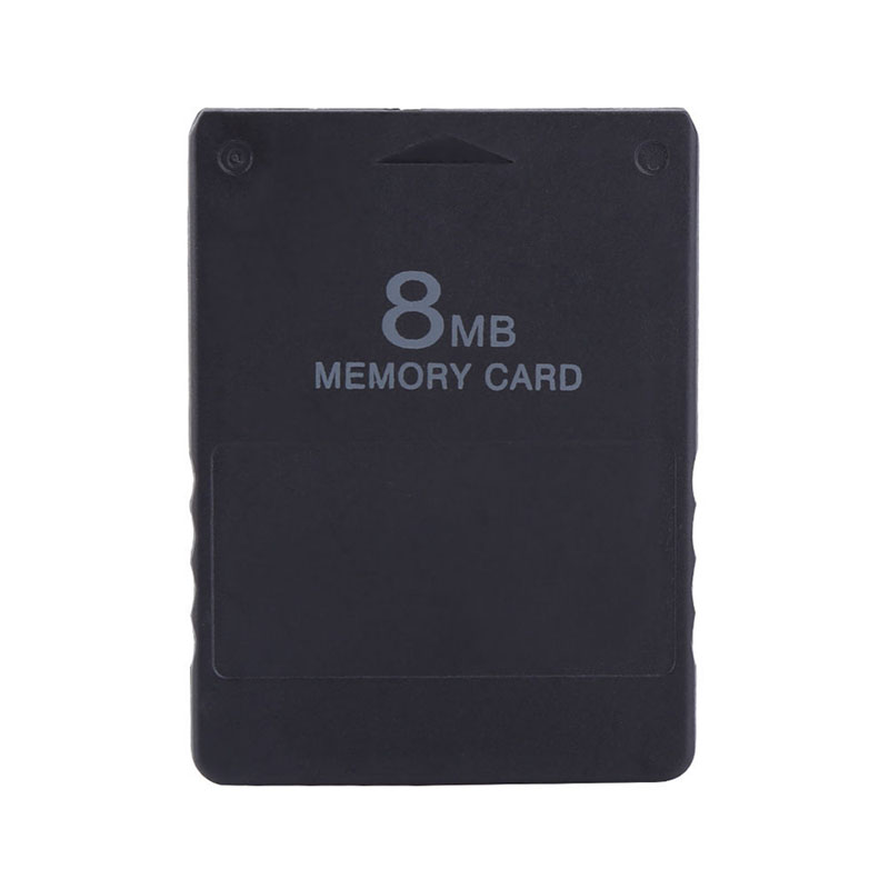 Game Memory Card for Sony PlayStation 8MB