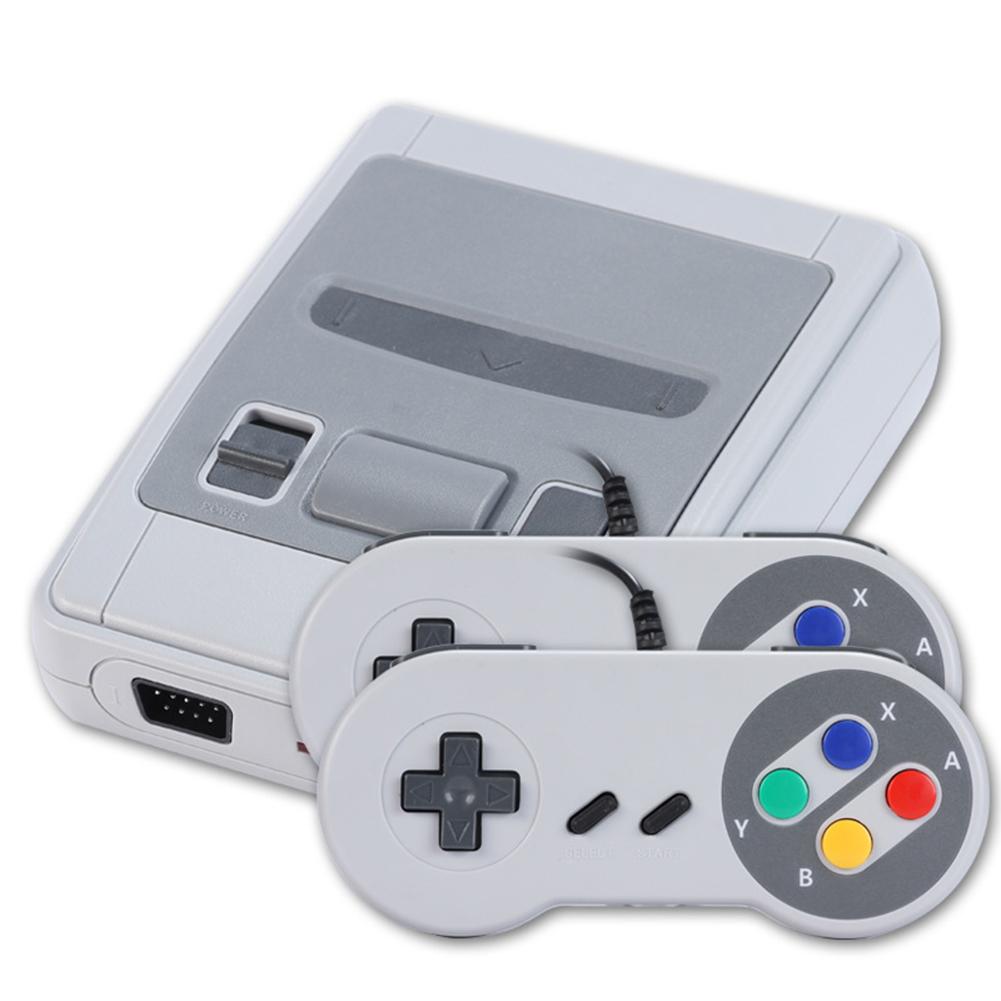 Game Console SFC Mini Nostalgic Game Console HDMI HD Built-in 621 Games US Regulations