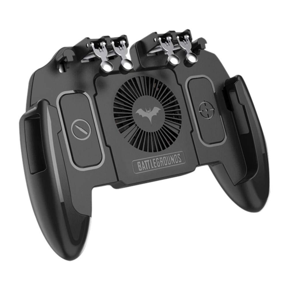 Six Finger Gaming Controller M11 Mobile Gamepad Joystick  M11 Heat dissipation version