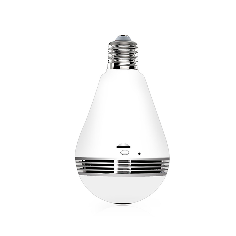 Wireless WIFI Camera Panoramic Light Bulb Camera Mobile Phone Remote Control Camera 3 million (E27 interface)