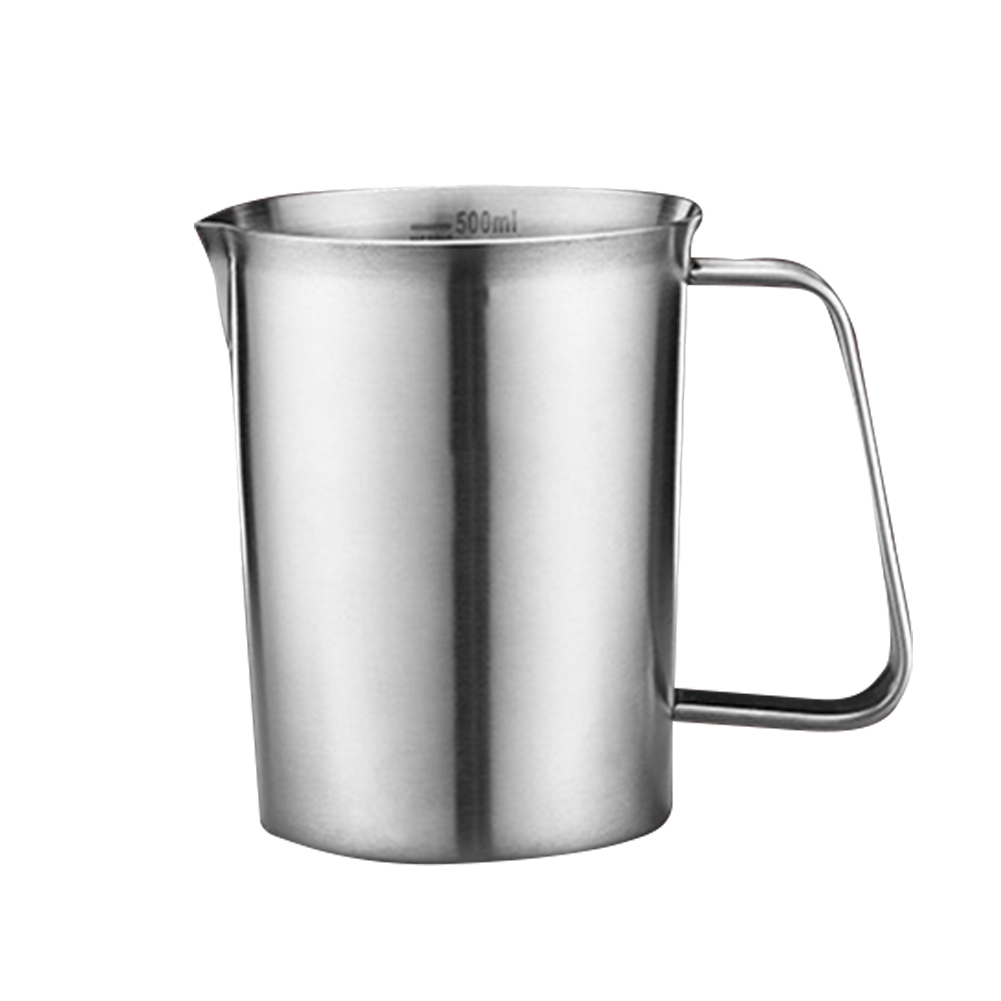 304 Stainless Steel Measuring  Cup With Scale Baking Accessories Kitchen Bakery Tool
