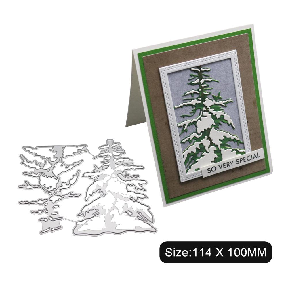 Carbon Steel Cutting Dies for DIY Christmas Series Scrapbooking Album Paper Cards Die Cuts 1805354