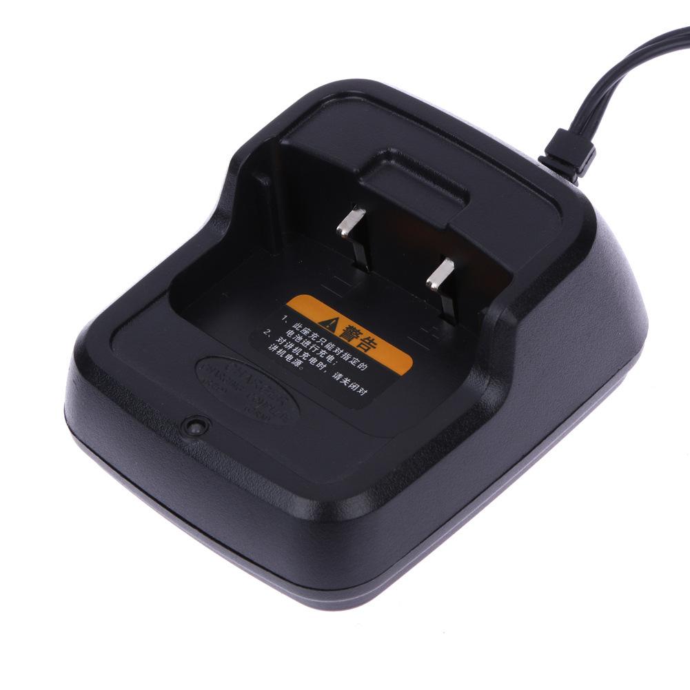 Desktop Li-ion Battery Charger for Baofeng 230 Two-way Raido black