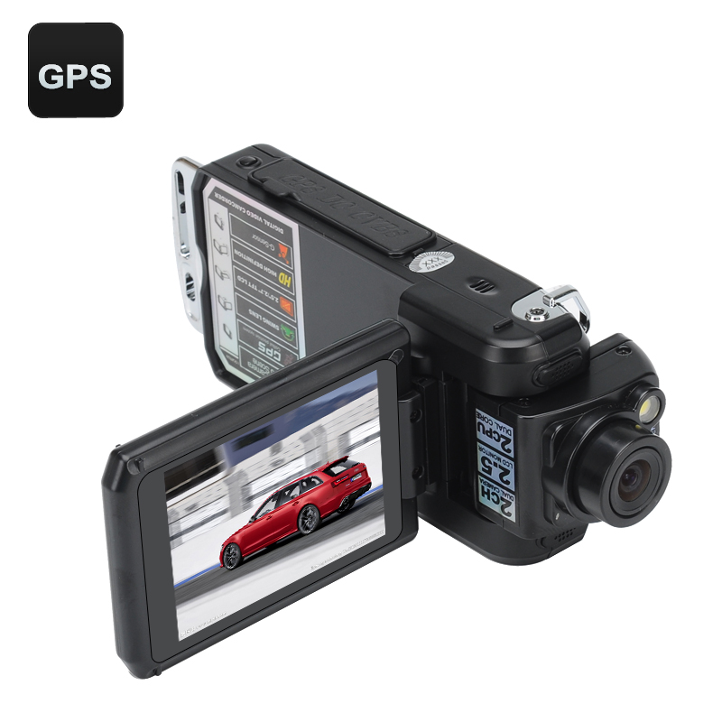 Dual Camera HD Car DVR