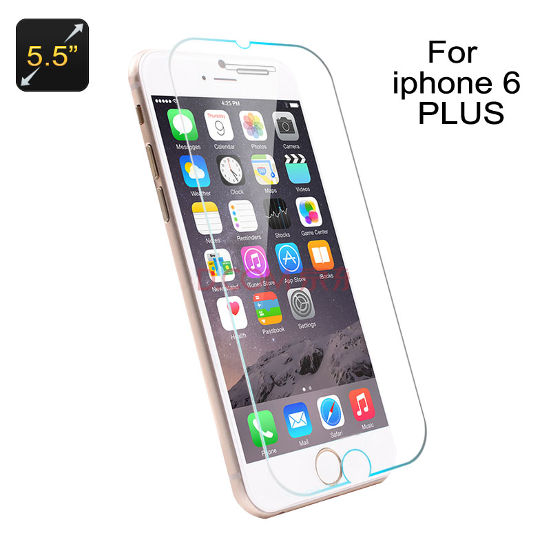 Tempered Glass for iPhone 6 Plus (No Border)