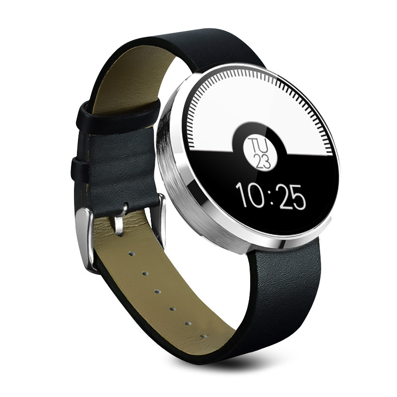 DM360 Bluetooth Watch Silver