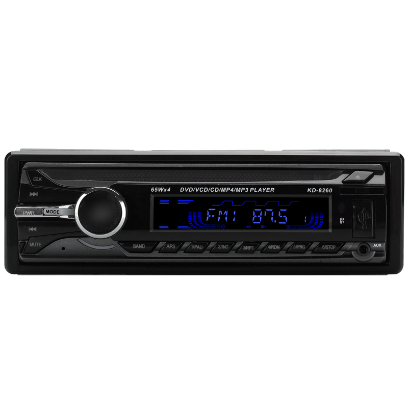 1 DIN Car DVD Player