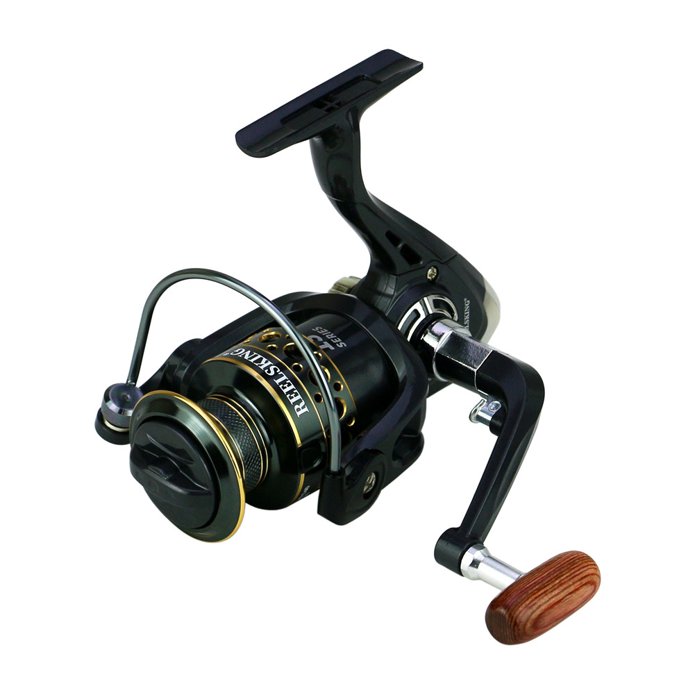 Fishing Reel Metal Wire Cup Folding Rocker Arm Spinning Wheel Fishing Accessories KS6000