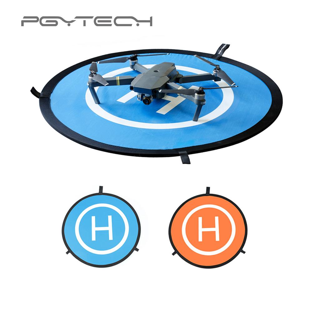 PGYTECH 55CM/75/CM /110CM Portable Foldable Landing Pad For DJI Mavic 2 Pro/Mavic Air/Spark/Phantom 4/Quadcopter Parts Drone Accessory 55CM