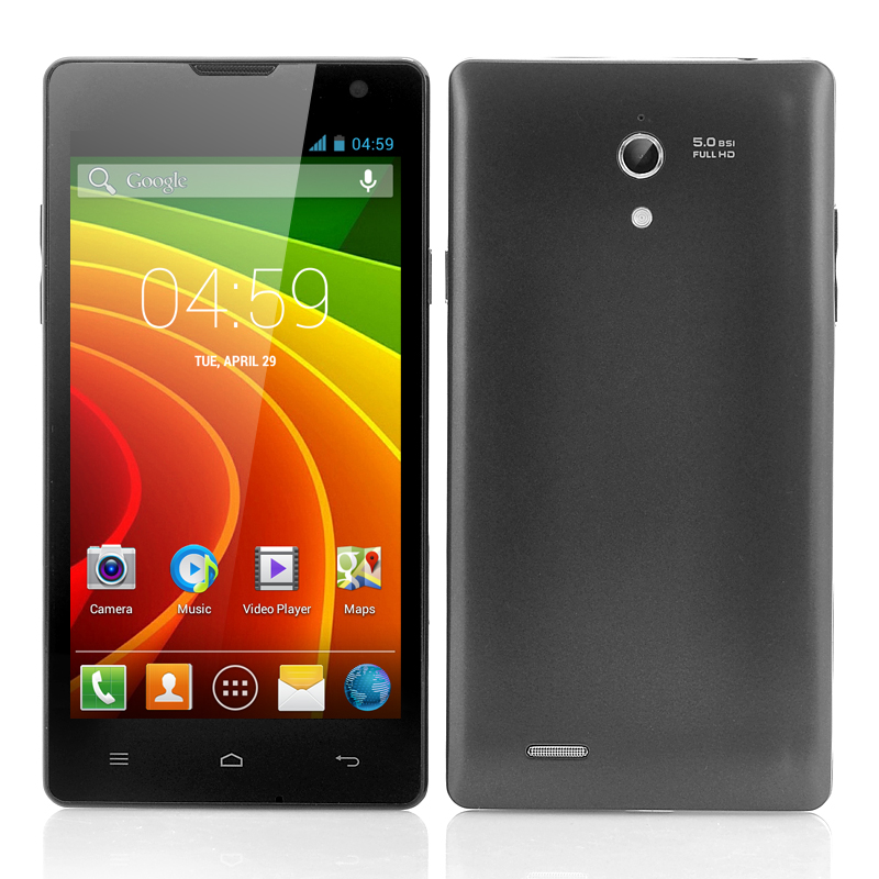 4.7 Inch Android Smartphone (Black)