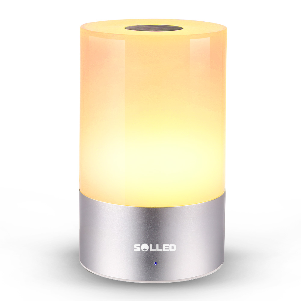 Rechargeable LED Bedside Lamp
