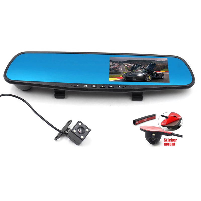 Car Rear View Camera Kit