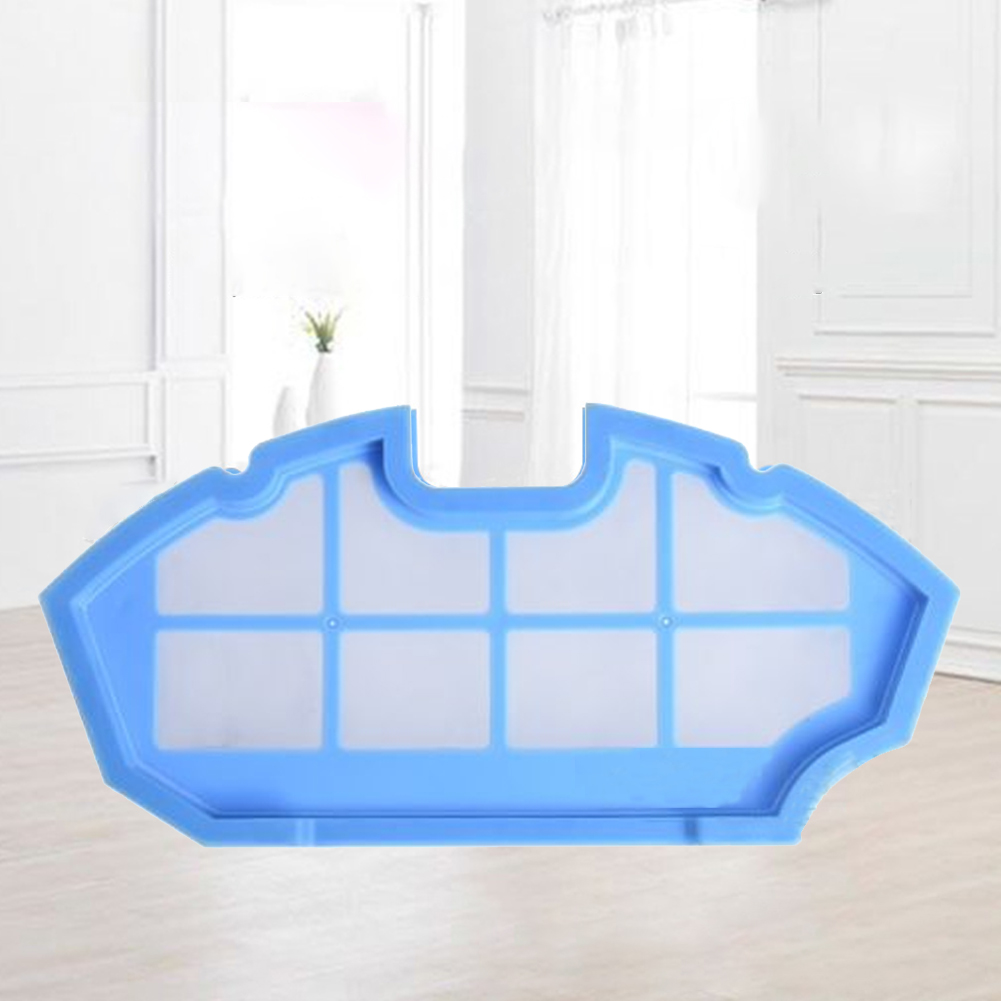 Filter/Side Brush/Blue Comb for ECOVACSN79 N79S Vacuum Cleaner Accessaries