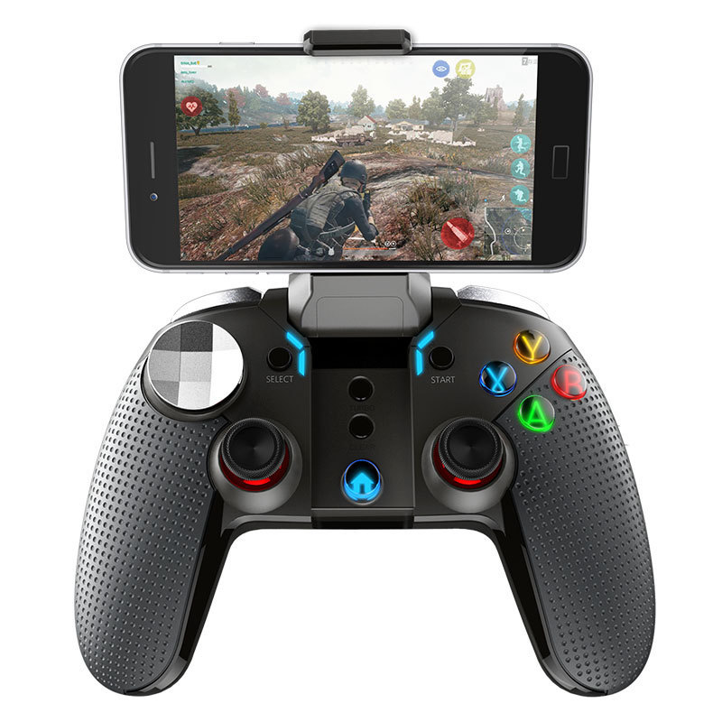 Wolverine Wireless Bluetooth USB Game Controller Mobile Phone Assistant black