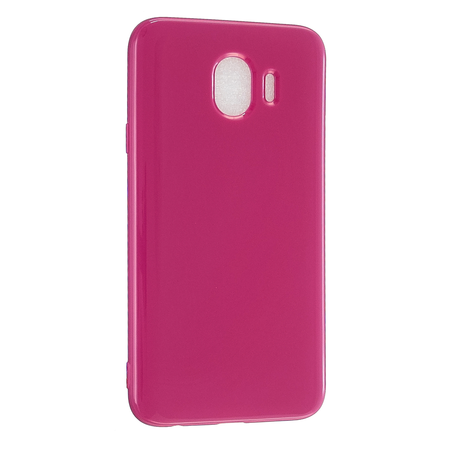 For Samsung J4 2018/J4 Plus/J4 Core/J4 Prime Protective Shell Classic Cellphone Cover Thickened Phone Case Rose