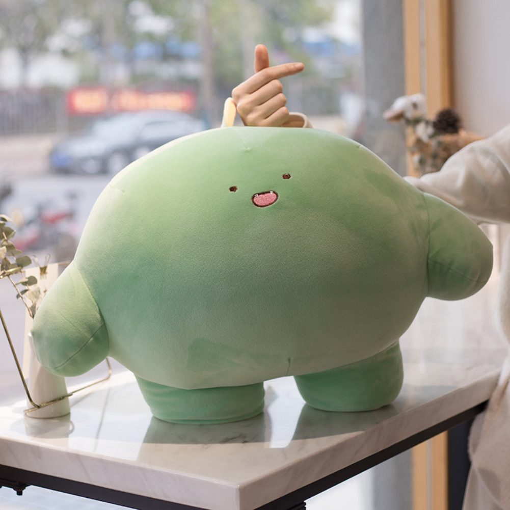 40CM Cute Plush Toy Stuffed Animal Shape Toy for Kids Girls Sleeping Throw Pillow dinosaur