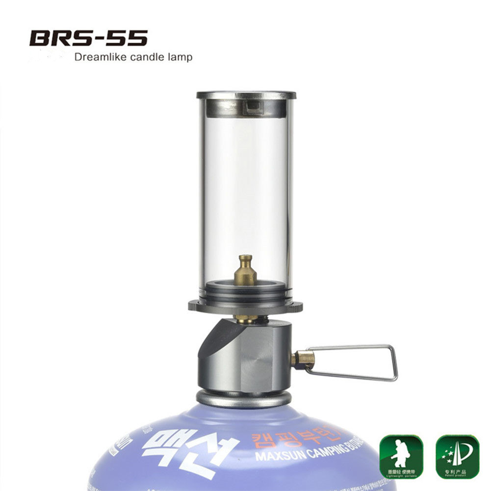 Portable Outdoor Camping Gas Lamp