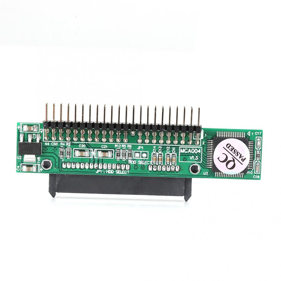 2.5-inch SATA Hard Drive to IDE 44Pin Serial to Parallel Interface Adapter Card